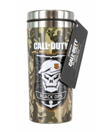Call of Duty Black Os Taza...