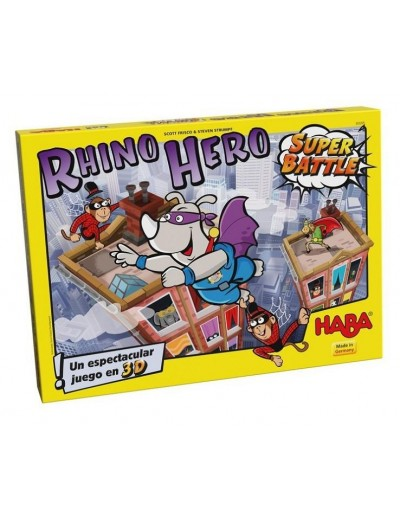Rhino Hero Super Battle...