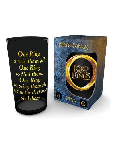 Lord of the Rings Vaso el...