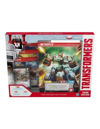 Transformers TCG Metroplex...