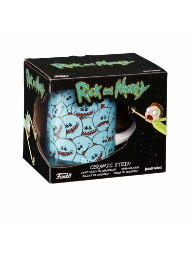 "Rick & Morty Jarra ""It´s..."