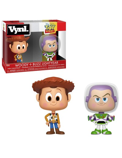 Vynl Toy Story 4 Woody &...