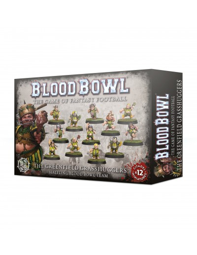 Blood Bowl: Greenfield...