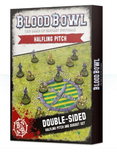 Blood Bowl: Campo Halfling