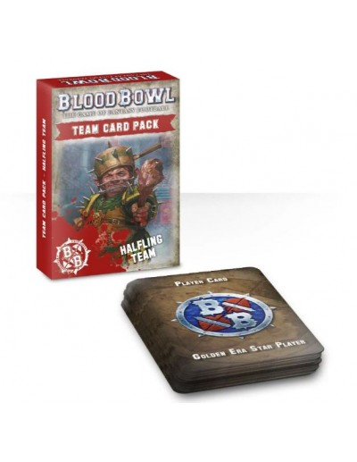 Blood Bowl: Cartas Equipo...