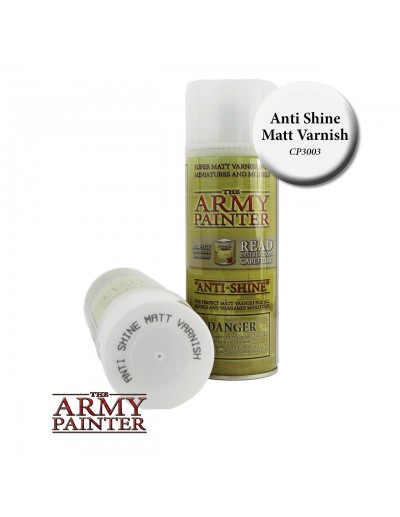 Army Painter - Spray Barniz...