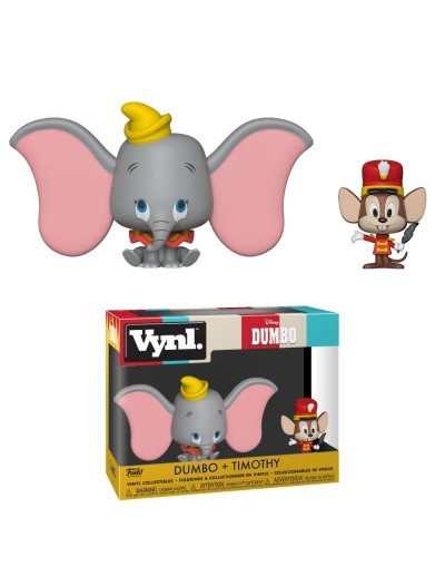 Vyn Disney Dumbo & Timothy