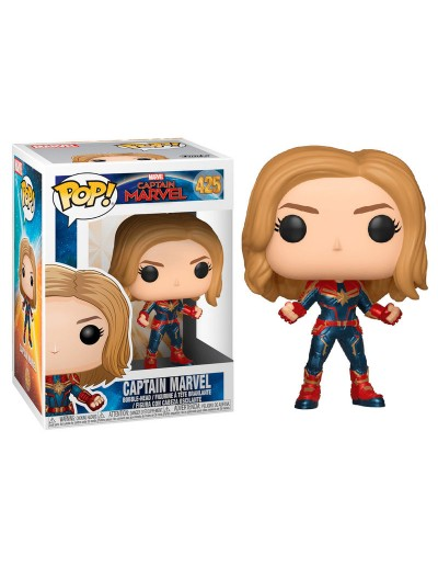 POP! Captain Marvel -...
