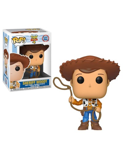POP! Toy Story 4 - Sheriff...