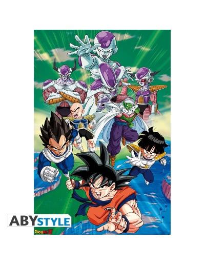 Dragon Ball Z Póster...