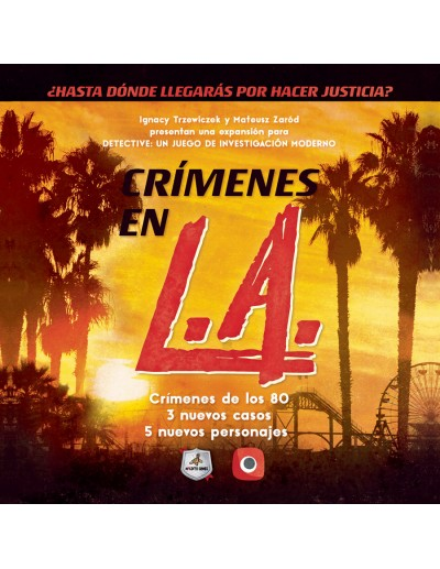 DETECTIVE - CRÍMENES EN L.A.