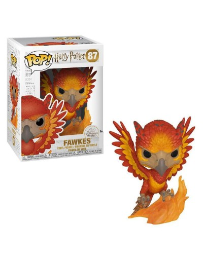 POP! Harry Potter 87 - Fawkes