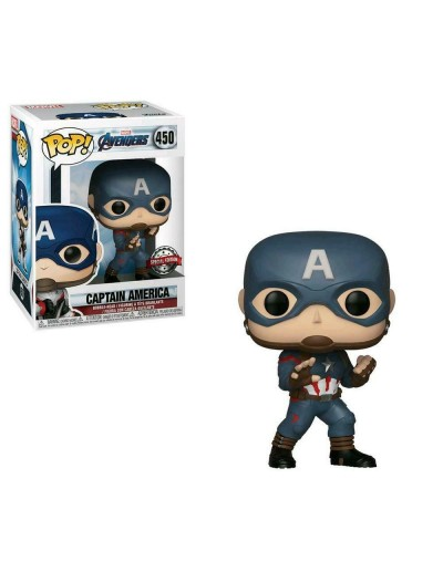 POP! Avengers Endgame -...