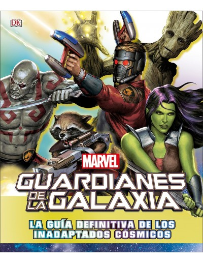 Guardianes de la Galaxia -...