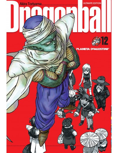 Dragon Ball Ultimate...