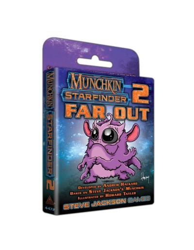 Munchkin Stafinder 2 - Far...