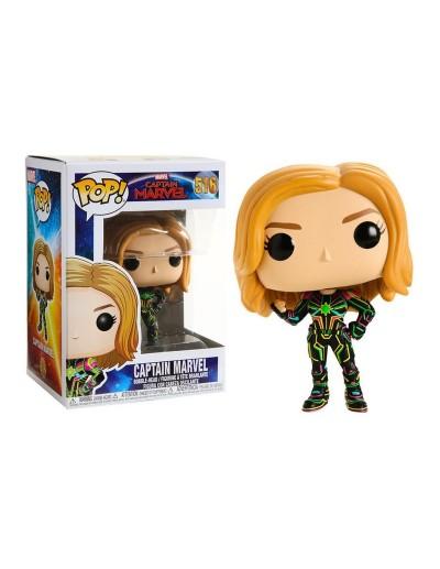 POP! Captain Marvel -...