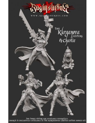 THE KURGANOVAS LIMITED EDITION BOX
