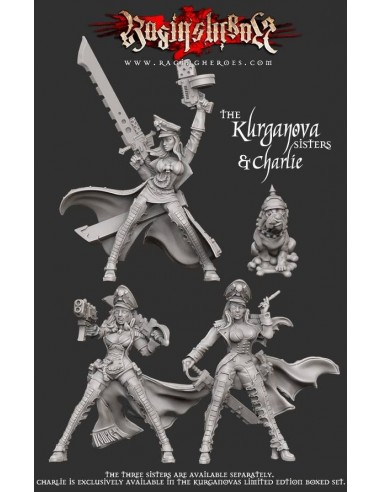 THE KURGANOVAS LIMITED EDITION BOX