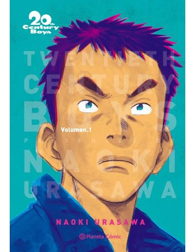 20th Century Boys Kanzeban 01