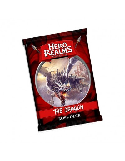 Hero Realms: Dragon Boss...