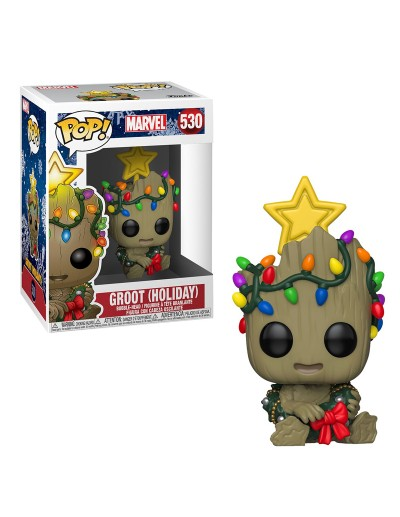 POP! Marvel Holiday - Groot