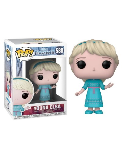 POP! Frozen II - Young Elsa