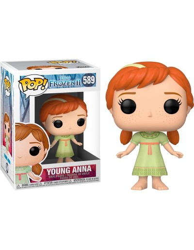 POP! Frozen II - Young Anna