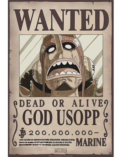 One Piece Wanted Ussop New...