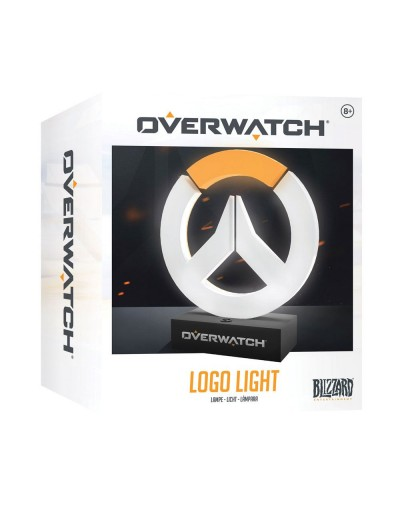 Overwatch Lámpara Logo