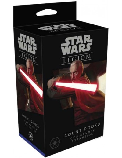 STAR WARS LEGION - CONDE DOOKU
