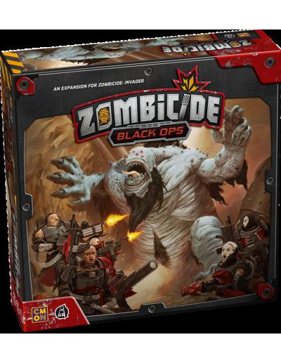 Zombicide Invader Black Ops...
