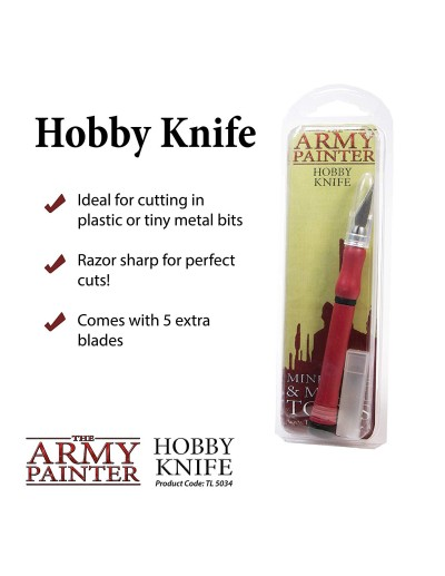 Army Painter - Hobby Knife...