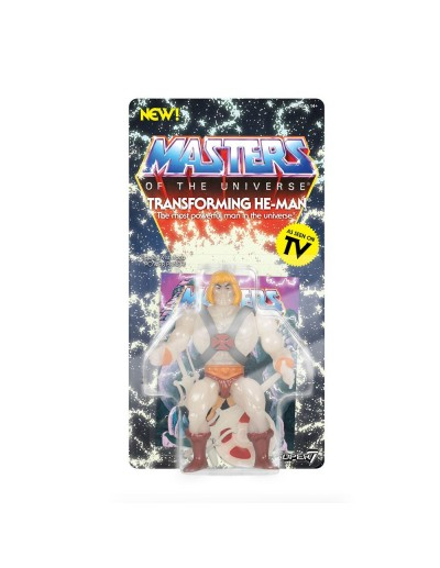Master of the Universe -...