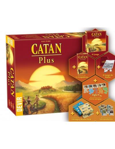 Catan Plus 2019 (Castellano)