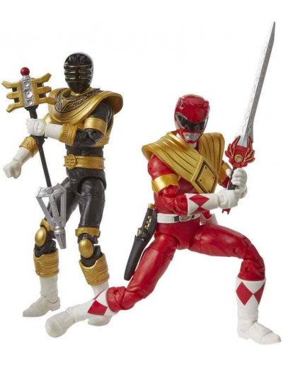 Power Rangers - Pack Red...