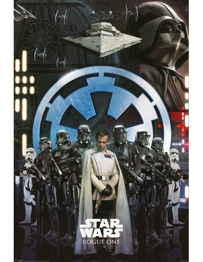 Póster Star Wars Rogue One...
