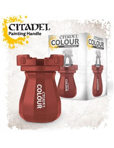 Citadel - Red Paintint Handle