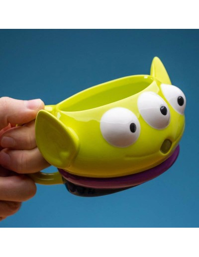 Toy Story Taza Shaped Alien