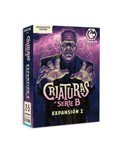 Criaturas Serie Expansión 1...