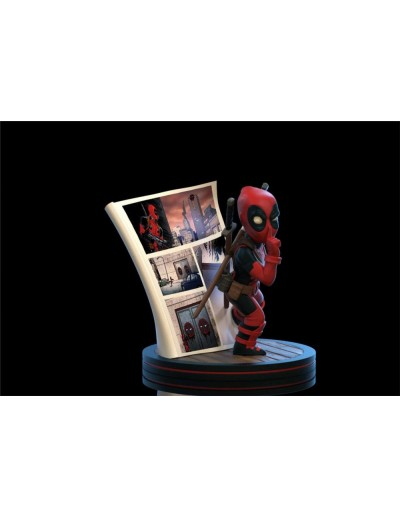 Q-Fig Marvel Deadpool 4D