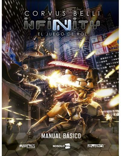 Infinity el Juego de Rol -...