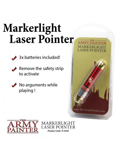 ARMY PAINTER - MARKERLIGHT...