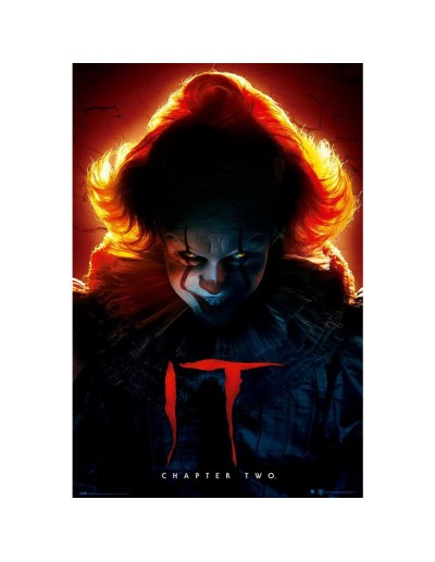 Póster It Chapter Two...