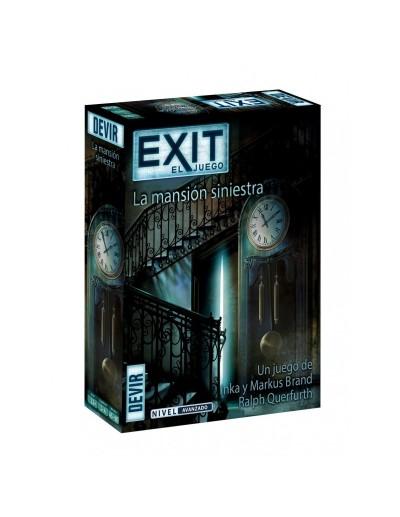 Exit La Mansión Siniestra...