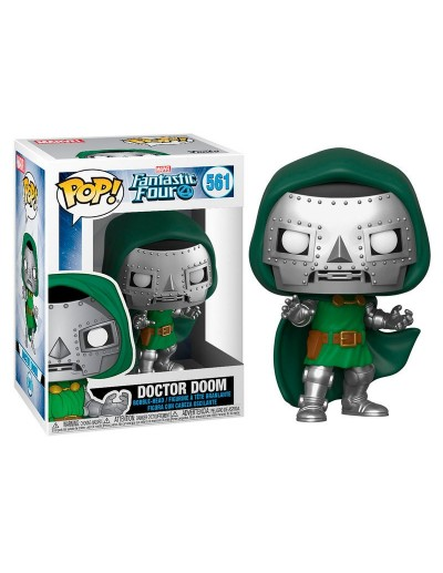 POP! Fantastic 4 - Doctor Doom