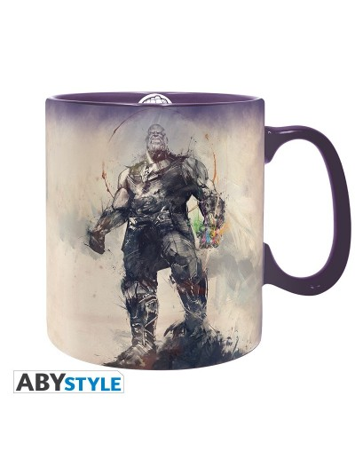 Marvel - Taza Powelful Thanos