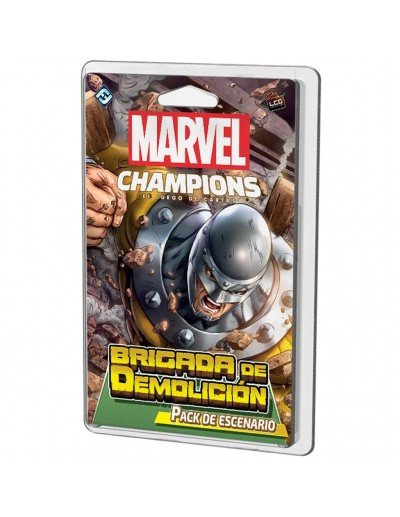 Marvel Champions Pack...