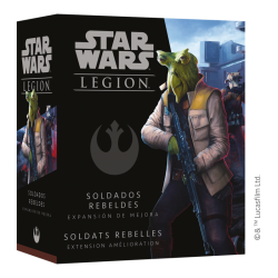 Star Wars Legion - Soldados...