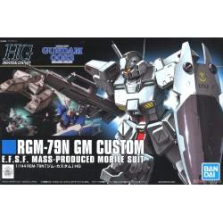 1/144 HGUC GM Custom RGM-79N